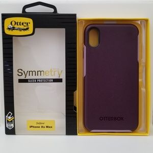 OtterBox Symmetry case for iPhone Xs Max/Violet